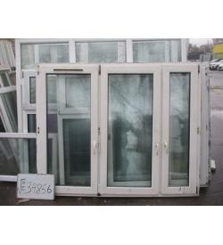 Окно пластиковое 1520х1860