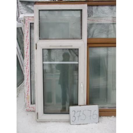 Окно пластиковое 1760х780