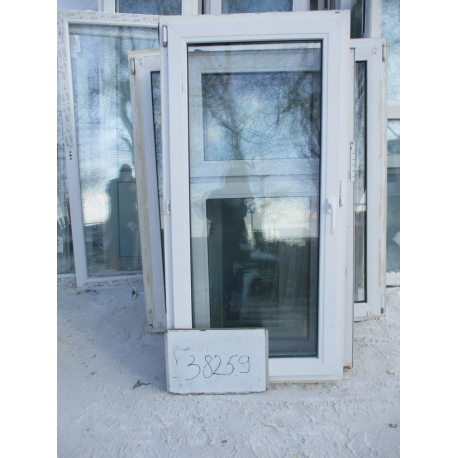 Окно пластиковое 1550х760