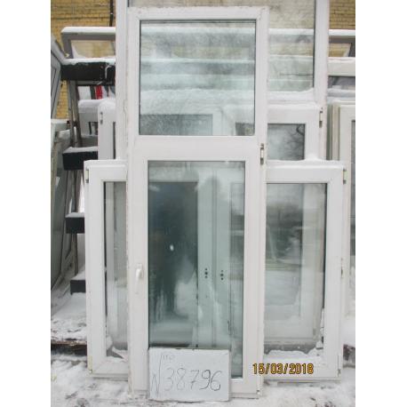Окно пластиковое 2050х730