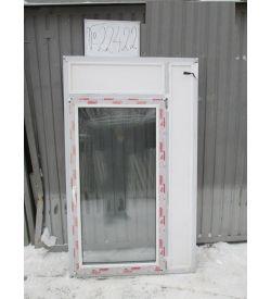Окно пластиковое 1810х1080