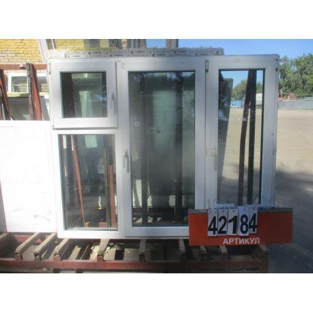 Пластиковые Окна БУ 1450 (в) х 1780 (ш)