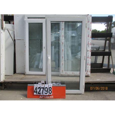 Пластиковые Окна Б/У 1670 (в) х 850 (ш)