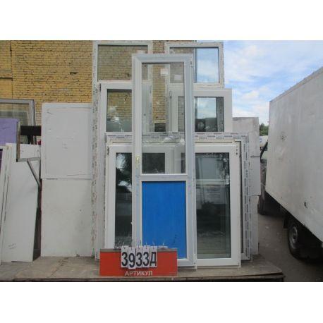 Пластиковые Двери Б/У 2400 (в) х 700 (ш)
