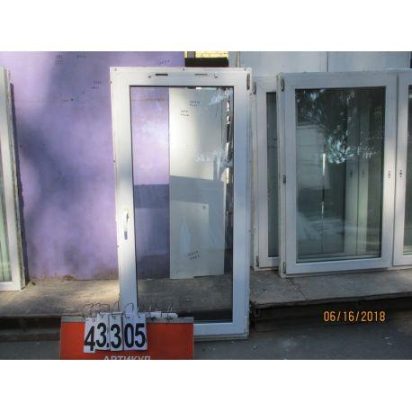 Окна Пластиковые Б У 1690 (в) х 830 (ш)