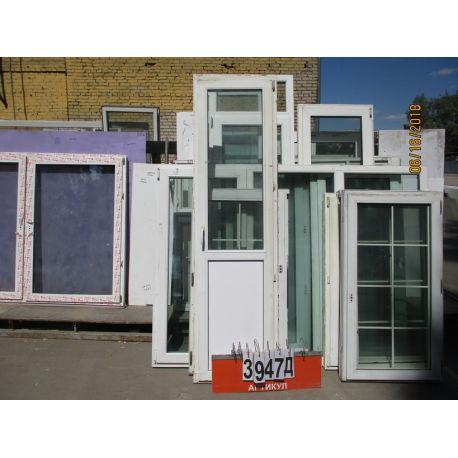Двери Б/У ПВХ 2330 (в) х 630 (ш)