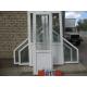 Пластиковые Двери Б/У 2270 (в) х 700 (ш)