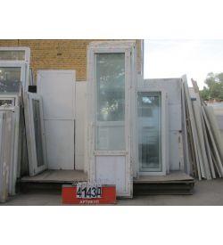 Пластиковые Двери Б/У 2340 (в) х 690 (ш)