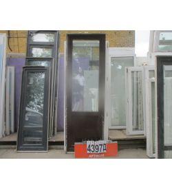 Двери Пластиковые Б У 2280 (в) х 740 (ш)