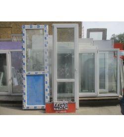 Пластиковые Двери Б/У 2380 (в) х 730 (ш)