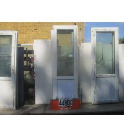 Двери Б/У ПВХ 2280 (в) х 700 (ш)