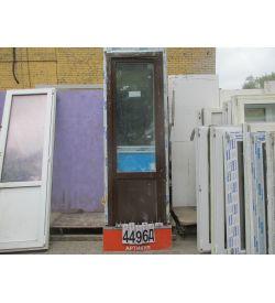 Двери Пластиковые Б У 2320 (в) х 700 (ш)