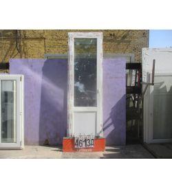Двери Пластиковые БУ 2290 (в) х 690 (ш)