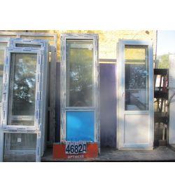 Двери Пластиковые Б/У 2330 (в) х 750 (ш)
