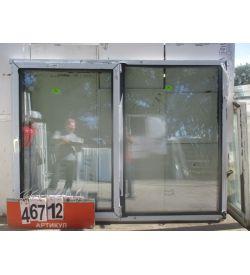 Окна ПВХ 1540 (в) х 2090 (ш)