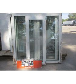 Окна Б У Пластиковые 1600 (в) х 660 (ш)
