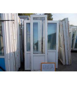 Двери Пластиковые БУ 2400 (в) х 720 (ш)