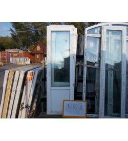 Двери Пластиковые Балконные Б У 2250 (в) х 710 (ш)