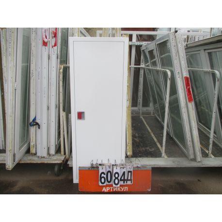 Двери Металлические (для пожарной ниши) 1550 (в) х 520 (ш)