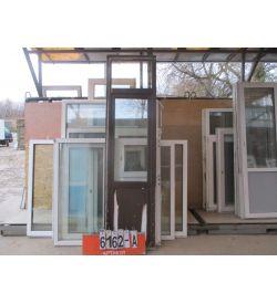 Двери Балконные БУ ПВХ 2620 (в) х 680 (ш)