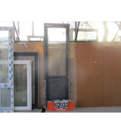 Пластиковые Двери Балконные Б/У 2570 (в) х 760 (ш)