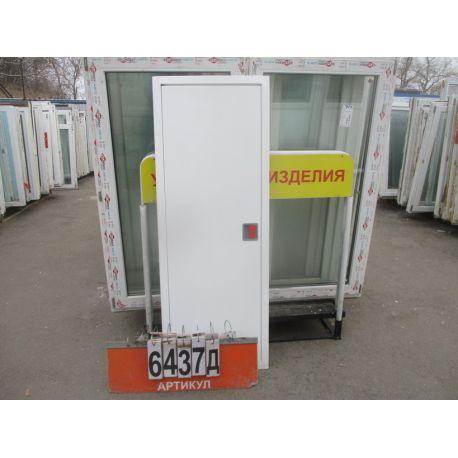 Двери Металлические (для пожарной ниши) 1550 (в) х 620 (ш)