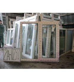 Пластиковые Окна 1250(в) х 1250(ш) Готовые KBE