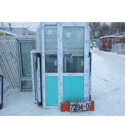 Двери Балконные Пластиковые Неликвид 2090 (в) х 1100 (ш)