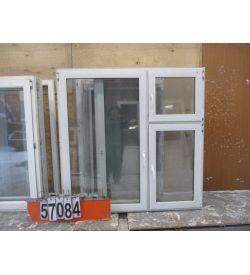 Пластиковые Окна БУ 1460 (в) х 1460 (ш)