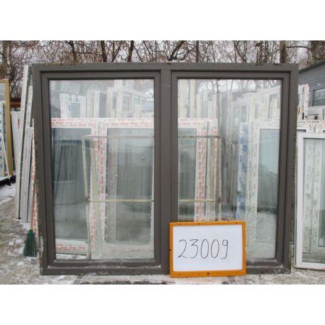 Пластиковые Окна Б/У 1640 (в) х 2000 (ш)