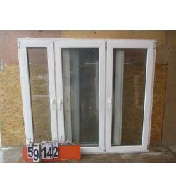Пластиковые Окна БУ 1550 (в) х 1740 (ш)