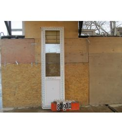 Пластиковые Двери 2230(в) х 630(ш) Балконные