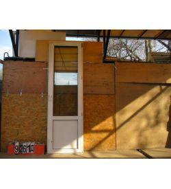 Пластиковые Двери Б У 2420(в) х 750(ш) Балконные