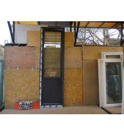 Пластиковые Двери БУ 2520(в) х 760(ш) Балконные