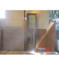 Пластиковые Двери БУ 2400(в) х 650(ш) Балконные