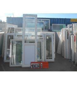 Пластиковые Двери 2360(в) х 670(ш) VEKA Балконные