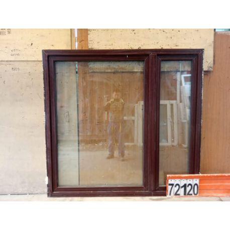 Пластиковые Окна БУ 1660(в) х 1750(ш)