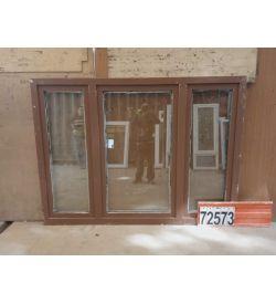 Пластиковые Окна БУ 1490(в) х 2020(ш) Неликвидные