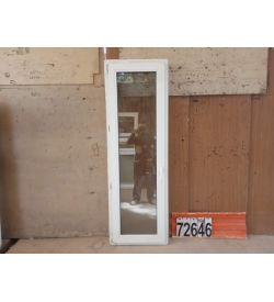 Пластиковые Окна БУ 1740(в) х 580(ш)