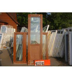 Пластиковые Двери 2440(в) х 710(ш) Балконные