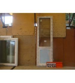 Пластиковые Двери 2490(в) х 790(ш) Балконные REHAU