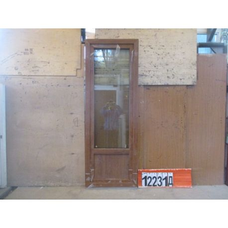 Пластиковые Двери 2000(в) х 710(ш) Балконные